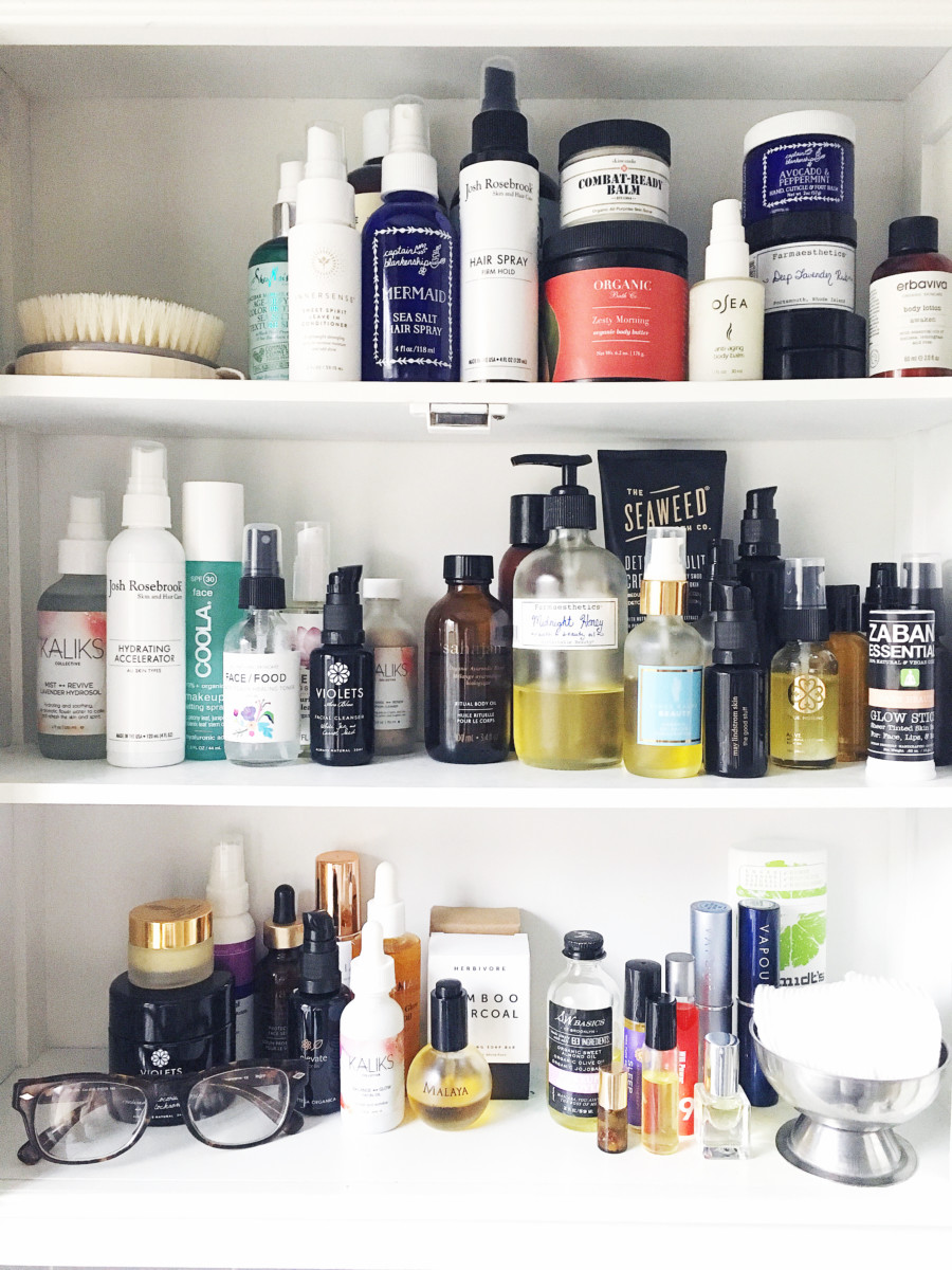 #MyCleanBeautyShelf: Amanda Light's Morning Routine